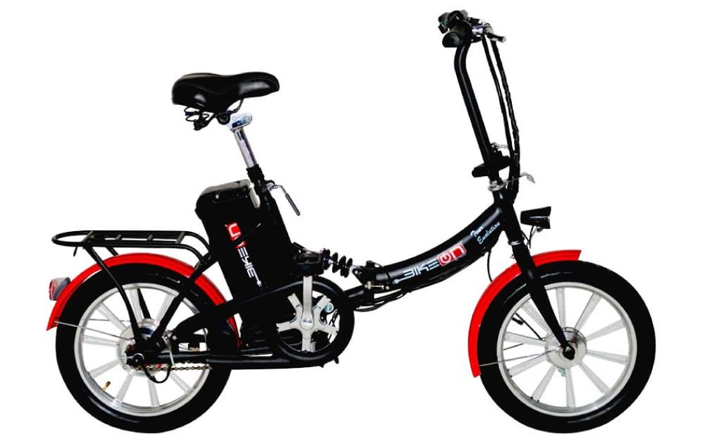 Bicicleta eléctrica modelo tour