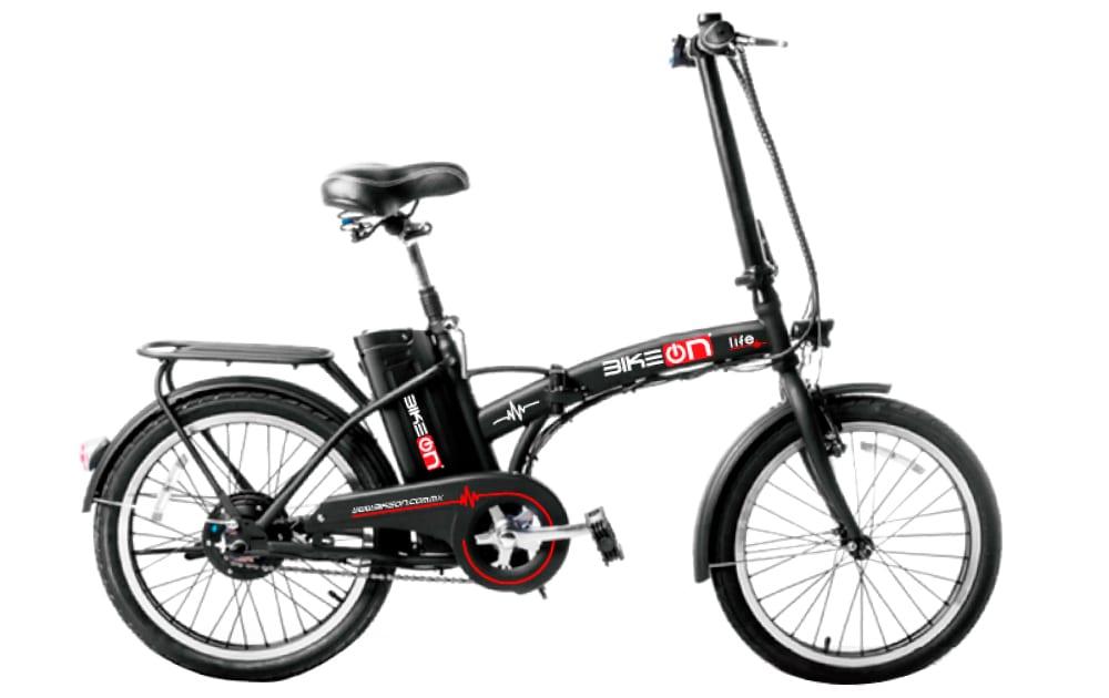 Bicicleta eléctrica modelo life