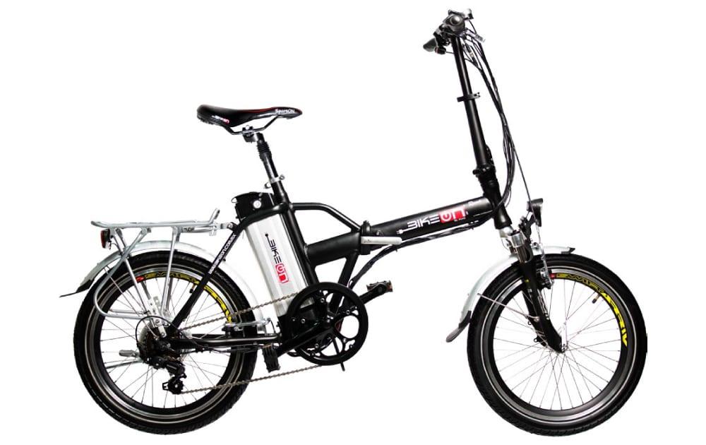 Bicicleta eléctrica modelo roma
