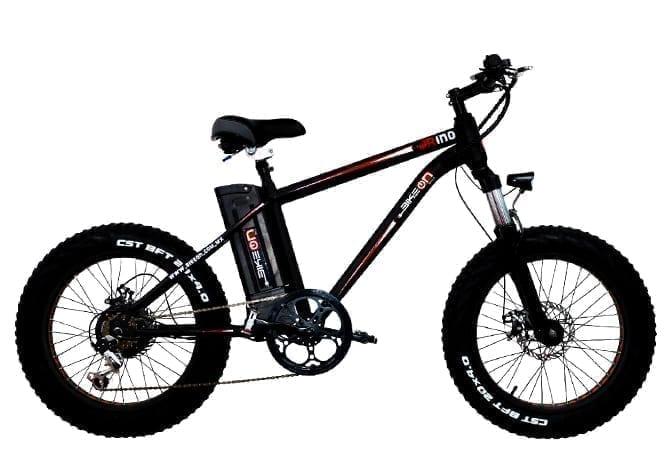 Bicicleta Eléctrica Fat Bike Rino