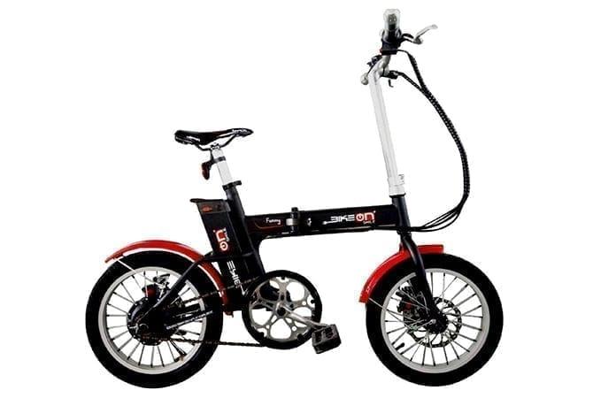 Bicicleta Eléctrica Plegable Funny