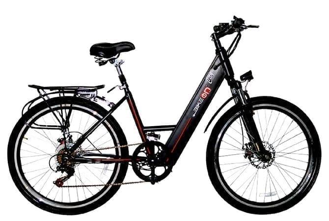 Bicicleta Eléctrica Urbana City