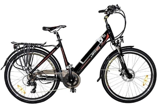 Bicicleta Eléctrica Urbana Del Valle