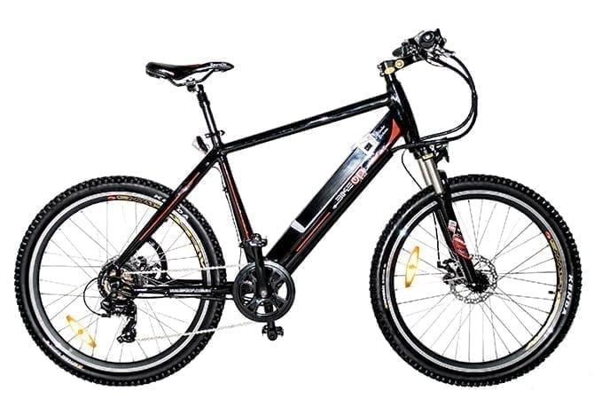 Bicicleta Eléctrica Urbana Napoles