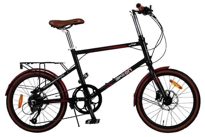 Bicicletas Eléctricas BikeOn Convencional Fuego