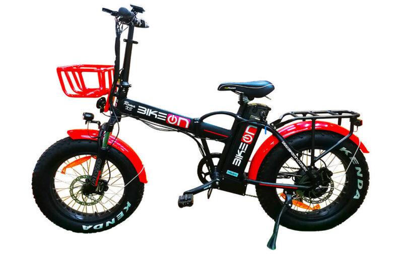 Bici Eléctrica BikeOn Roma X S